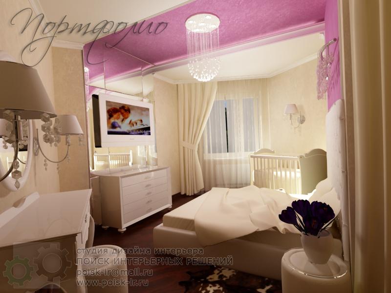 в одной комнате спальня и детская фото